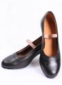Zapato Flamenco Piel Sin Clavos