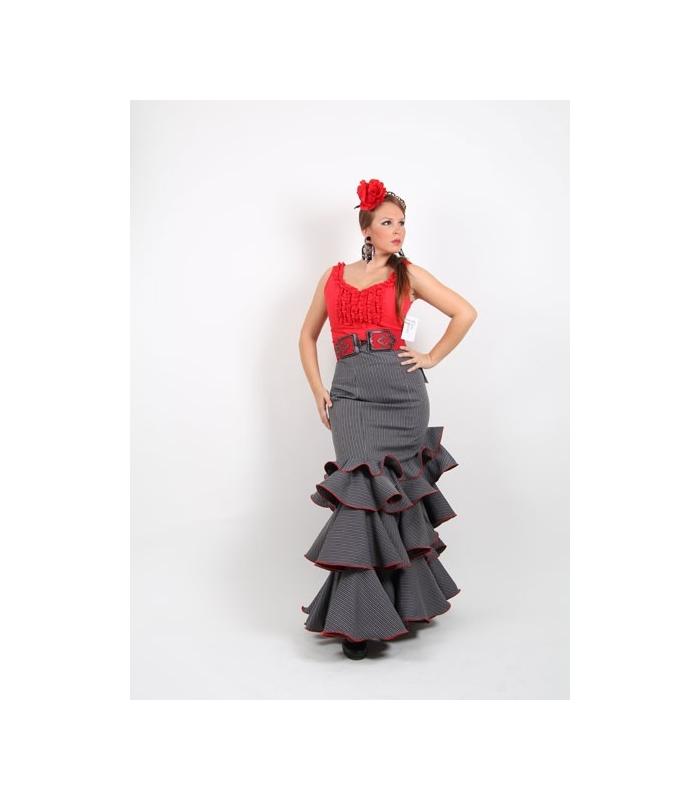 Alta Flamencas Señora Azucena De Faldas Para Cintura Chester BxnRwP