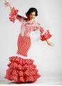 Traje de Flamenca Onda
