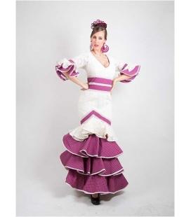 Trajes de Flamenca Clavellina