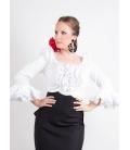 Blusa flamenca Mujer