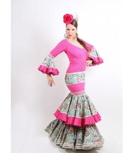 Vestido de Flamenca Candela