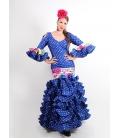 Vestido de flamenca Fantasía sra.