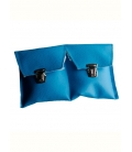 Funda de castañuelas azul
