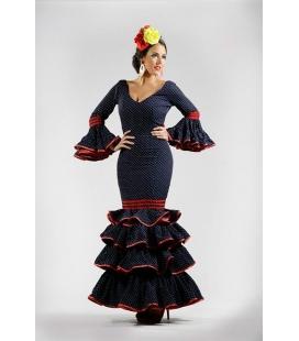 Moda flamenca 2015 Esmeralda