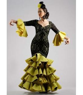 Vestidos de Flamenca Zahara