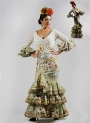 Traje de Flamenca Deblas