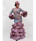 Trajes de Flamenca 2015 Zahara Especial
