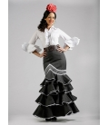 Faldas de Flamenca Aldea