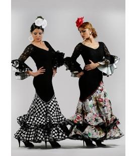 Trajes de Flamenca Almonte