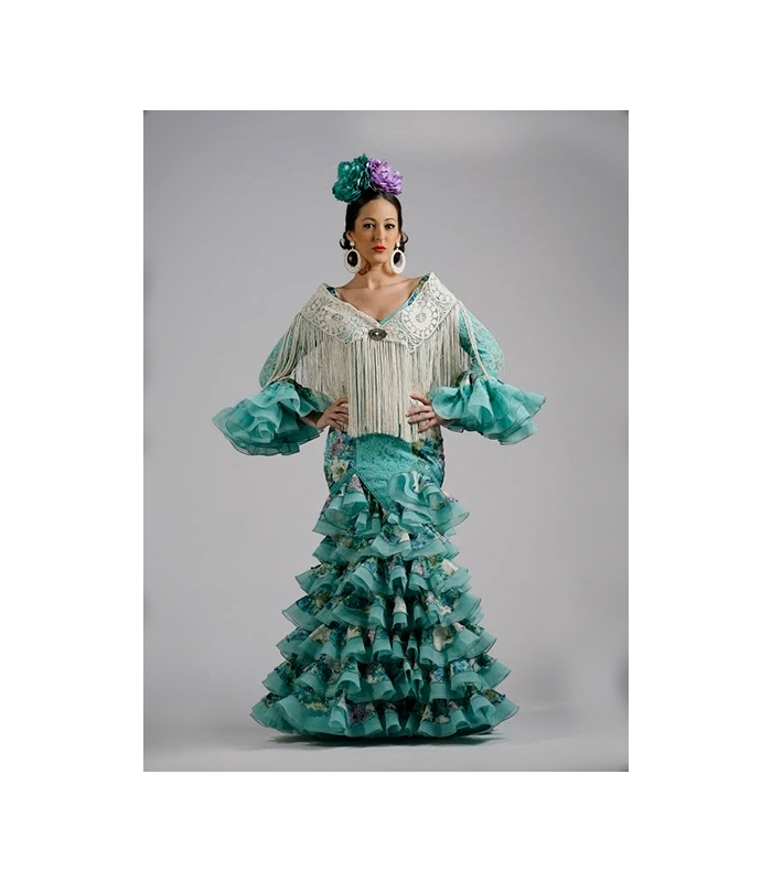 Trajes de flamenca baratos para nina online