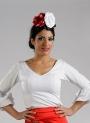 Blusa Flamenca Lirio