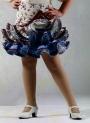 Faldas Flamencas Niña Tamara