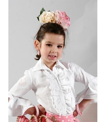 Blusas Flamenca niña