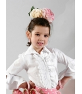 Blusas Flamenca niña Tamara