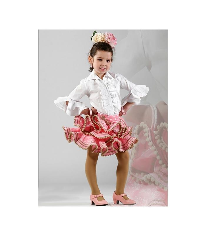 Blusas Flamenca niña  Blusas Flamenca niña ... 3817f78437a