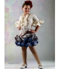 Blusas Flamenca niña 2015 Tamara