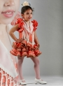 Trajes de Flamenca Niña Luna