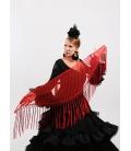 Mantón Flamenco de Plumeti