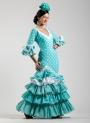 Trajes de Flamenca, Verdiales