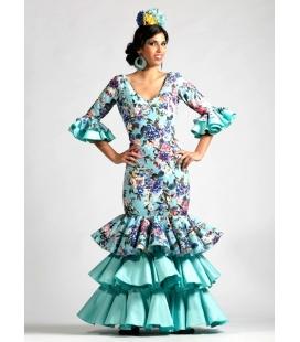Trajes de Flamenca, Tiento