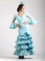 Trajes de Flamenca, Trebol