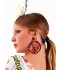Pendientes de Flamenca Colores