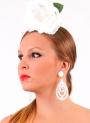 Pendientes de Flamenca Nota Musical