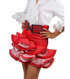 Falda Flamenca Niña