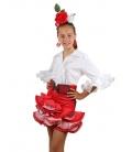 Falda Flamenca Niña, Tamara