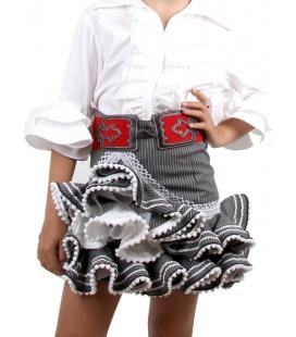 Faldas Flamencas Niña, Zingara