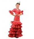 Trajes de Flamenca Niña 2016, Estrella