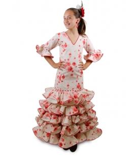 Trajes de Flamenca Niña, Estrella