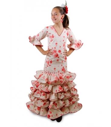 Trajes De Flamenca Niña Estrella