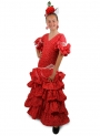 Trajes Flamenca Niña 2016, Compás