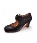 Zapatos de Flamenco Profesionales, Bambú