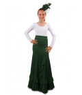 Faldas de Ensayo Niñas, Modelo Salon F115