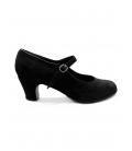 Zapatos Flamencos, Mercedes Ante Negros