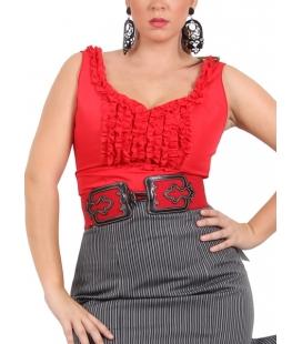 Cinturones Camperos - Elásticos Mujer