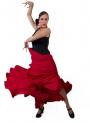 Falda Flamenca de Ensayo, Mod: 115