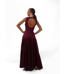 vestido de baile flamenco