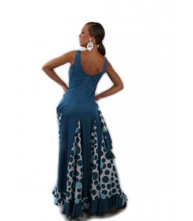 Vestidos de flamenca E4079