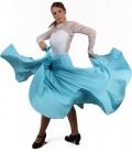 Faldas Flamencas Baile mod. 147 sra (punto-punto)