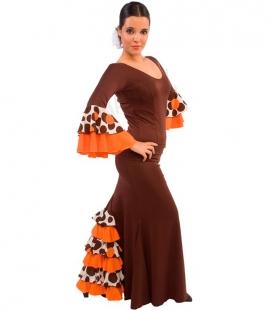 Falda flamenca mod. EF072