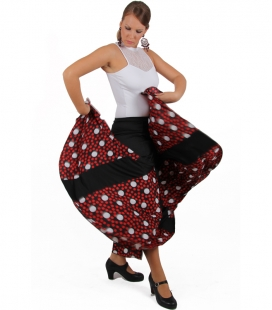 Falda Flamenca Happy Dance mod 145