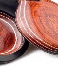 castañuela roja veteada