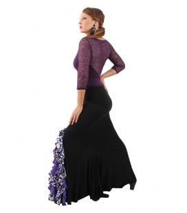 Faldas de flamenca mod. EF214