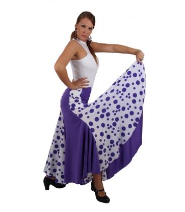 Faldas de baile flamenco