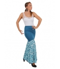Faldas De Flamencas Happy Dance mod-ef036