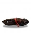 zapato abotinado flamenco